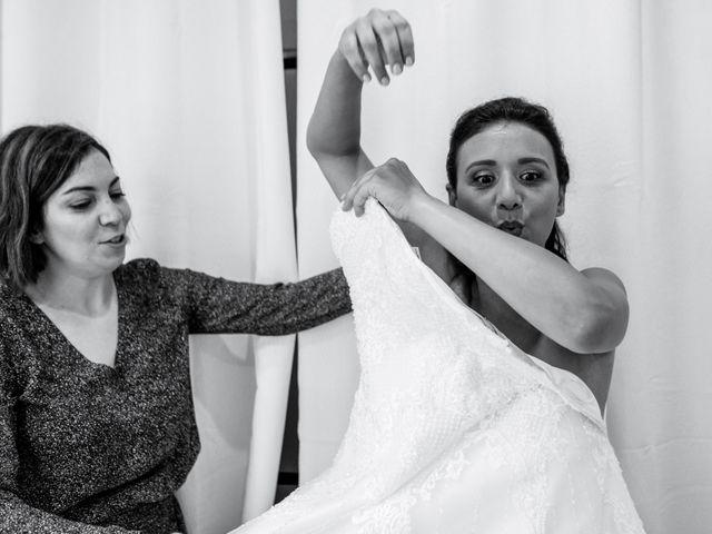 Le mariage de Olivier et Hanane à Châtillon, Hauts-de-Seine 8