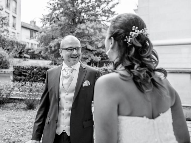 Le mariage de Olivier et Hanane à Châtillon, Hauts-de-Seine 14