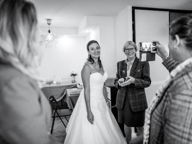 Le mariage de Olivier et Hanane à Châtillon, Hauts-de-Seine 15