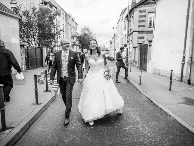 Le mariage de Olivier et Hanane à Châtillon, Hauts-de-Seine 16