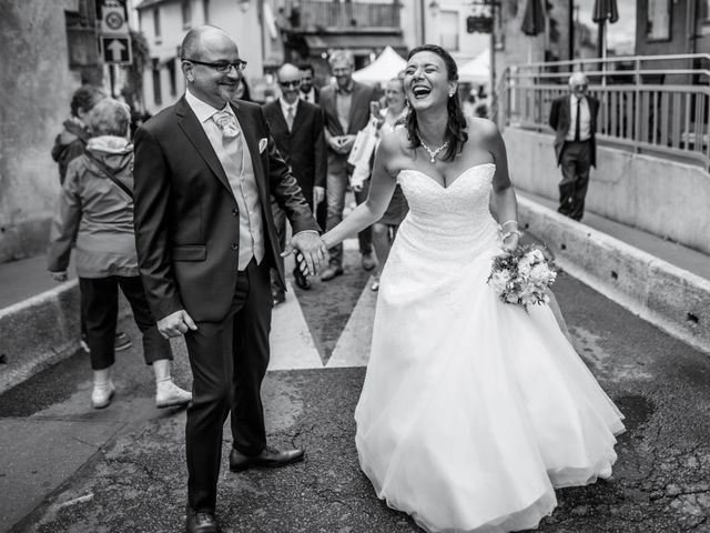 Le mariage de Olivier et Hanane à Châtillon, Hauts-de-Seine 18