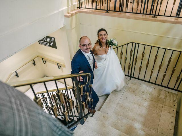 Le mariage de Olivier et Hanane à Châtillon, Hauts-de-Seine 19