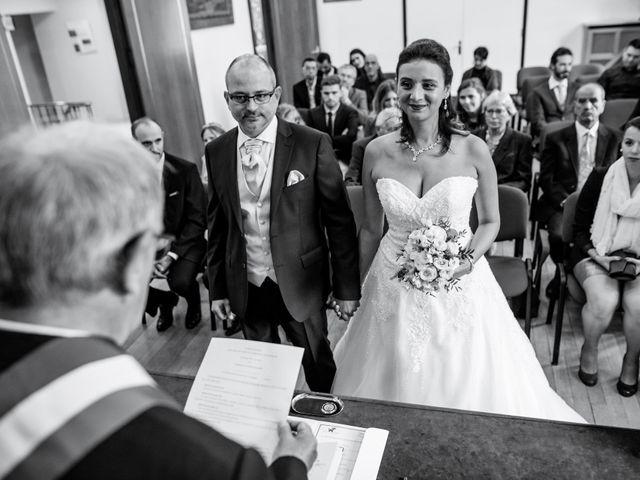 Le mariage de Olivier et Hanane à Châtillon, Hauts-de-Seine 20
