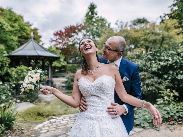 Le mariage de Olivier et Hanane à Châtillon, Hauts-de-Seine 30