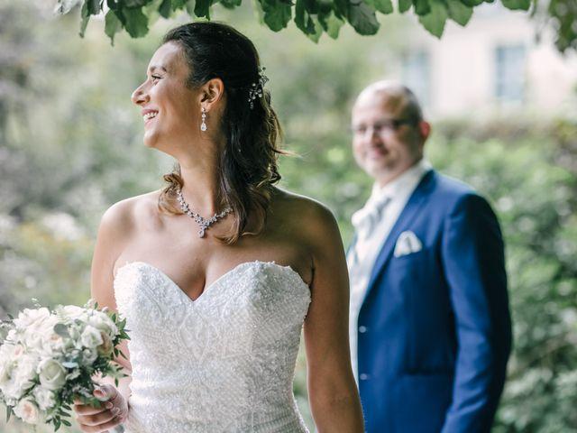 Le mariage de Olivier et Hanane à Châtillon, Hauts-de-Seine 33