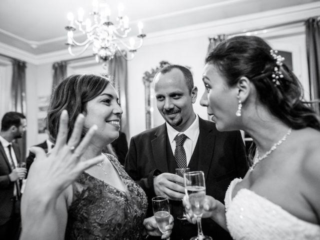 Le mariage de Olivier et Hanane à Châtillon, Hauts-de-Seine 44