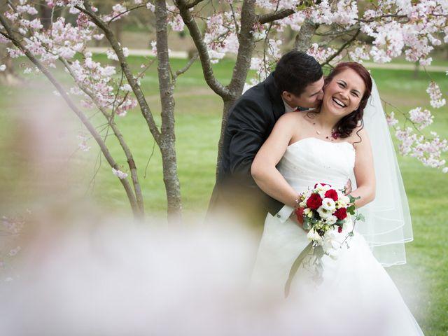Le mariage de Alexandra et Teddy