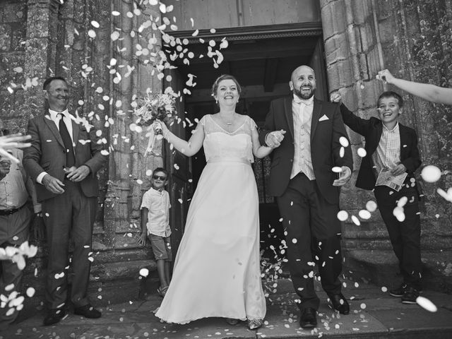 Le mariage de Yann et Lys à Le Croisic, Loire Atlantique 13
