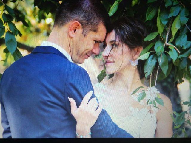Le mariage de David et Amélie à Simandres, Rhône 1