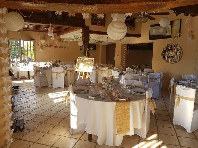 Le mariage de David et Amélie à Simandres, Rhône 7