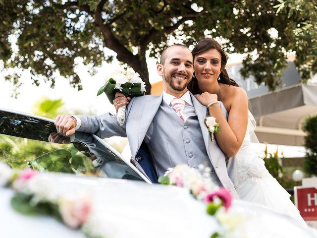 Le mariage de Pierre-Marie et Maeva à Antibes, Alpes-Maritimes 25