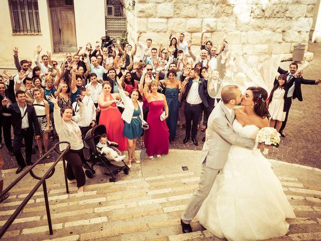 Le mariage de Pierre-Marie et Maeva à Antibes, Alpes-Maritimes 41