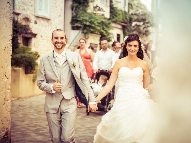 Le mariage de Pierre-Marie et Maeva à Antibes, Alpes-Maritimes 44