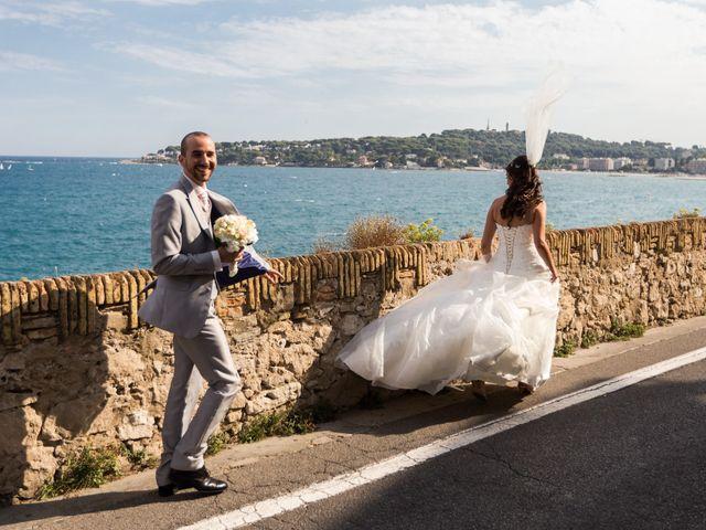 Le mariage de Pierre-Marie et Maeva à Antibes, Alpes-Maritimes 47