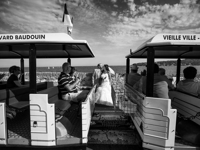 Le mariage de Pierre-Marie et Maeva à Antibes, Alpes-Maritimes 51