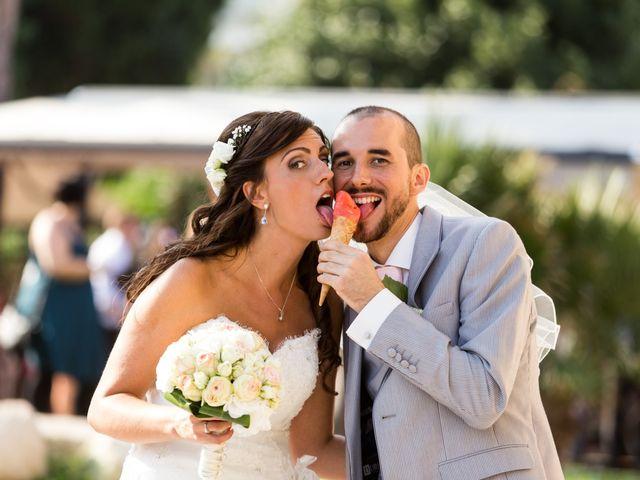 Le mariage de Pierre-Marie et Maeva à Antibes, Alpes-Maritimes 57