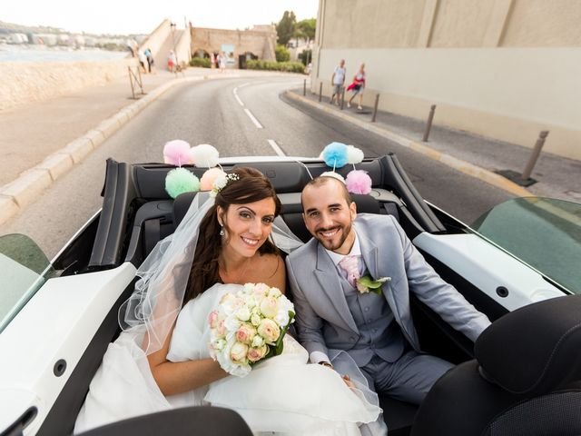 Le mariage de Pierre-Marie et Maeva à Antibes, Alpes-Maritimes 58