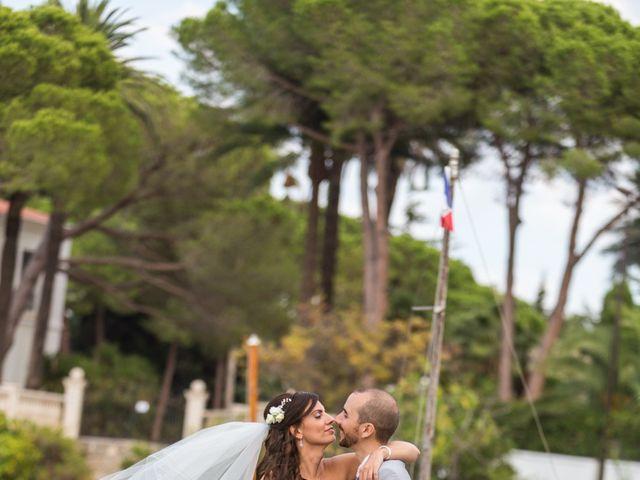 Le mariage de Pierre-Marie et Maeva à Antibes, Alpes-Maritimes 61