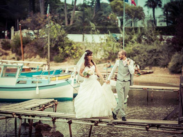 Le mariage de Pierre-Marie et Maeva à Antibes, Alpes-Maritimes 65