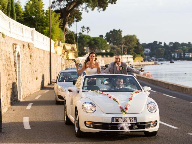 Le mariage de Pierre-Marie et Maeva à Antibes, Alpes-Maritimes 68