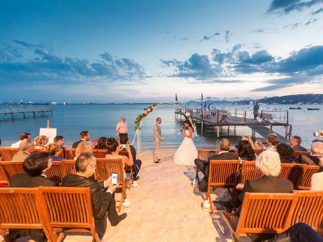 Le mariage de Pierre-Marie et Maeva à Antibes, Alpes-Maritimes 78