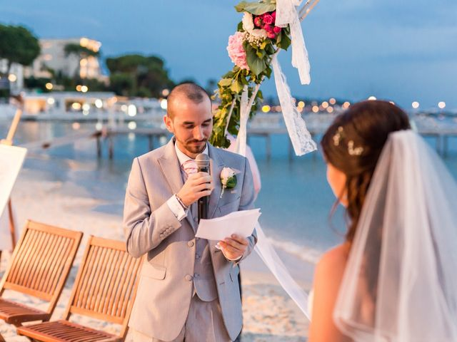 Le mariage de Pierre-Marie et Maeva à Antibes, Alpes-Maritimes 81