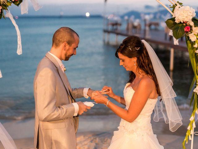 Le mariage de Pierre-Marie et Maeva à Antibes, Alpes-Maritimes 82