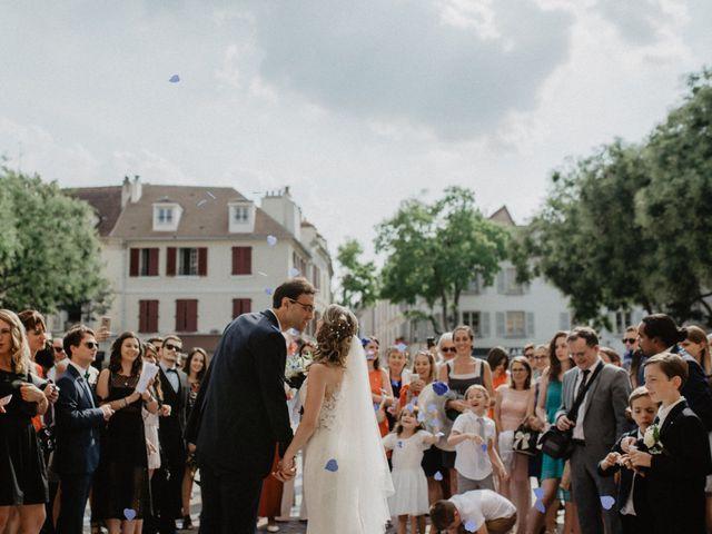 Le mariage de Guénaelle et Maxime