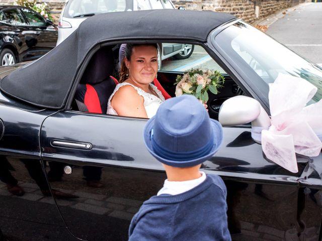 Le mariage de Antoine et Camille à Janzé, Ille et Vilaine 2