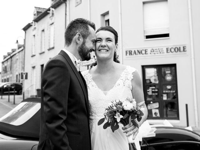 Le mariage de Antoine et Camille à Janzé, Ille et Vilaine 5