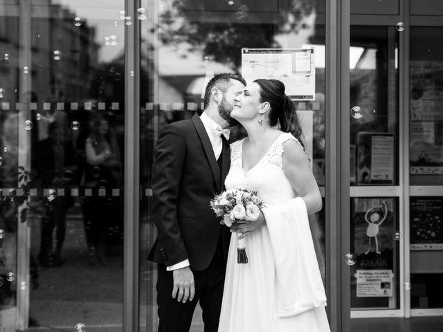 Le mariage de Antoine et Camille à Janzé, Ille et Vilaine 11