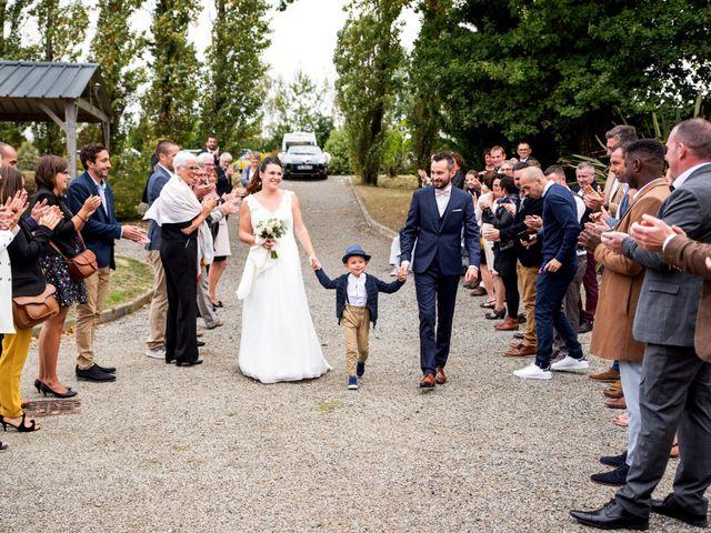 Le mariage de Antoine et Camille à Janzé, Ille et Vilaine 14