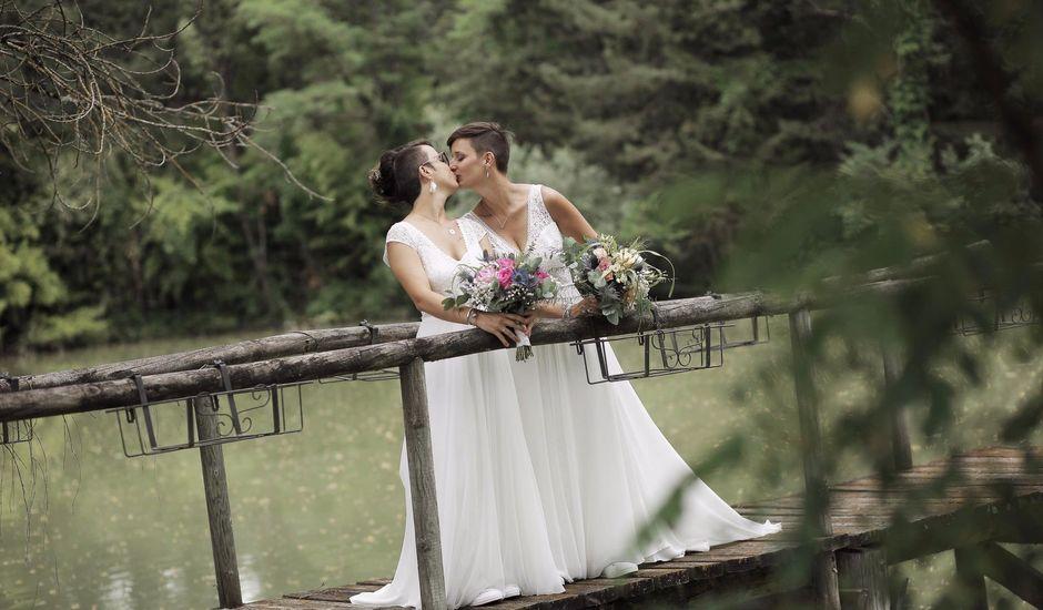 Le mariage de Coline et Justine à Contamine-Sarzin, Haute-Savoie