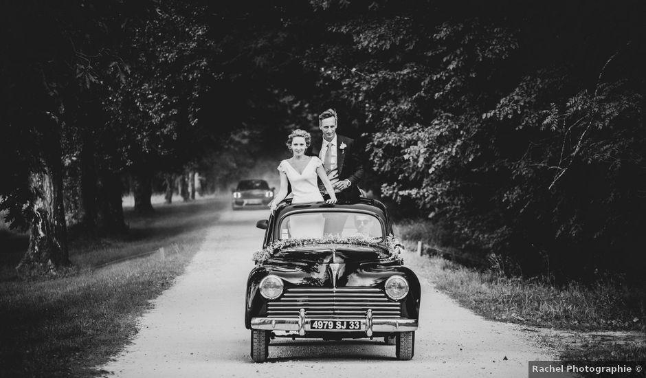 Le mariage de Damien et Elodie à Bordeaux, Gironde