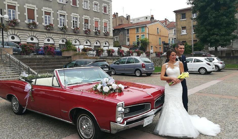 Le mariage de David et Amélie à Simandres, Rhône