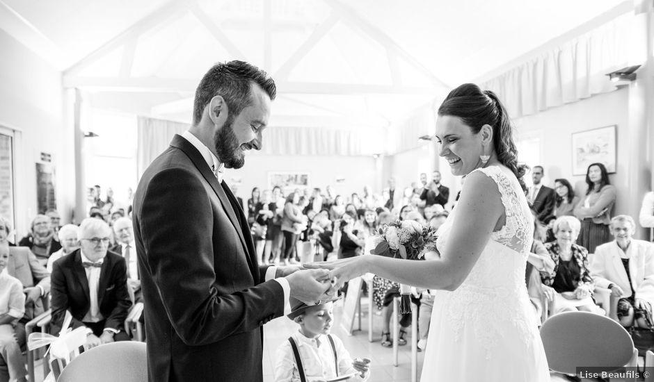 Le mariage de Antoine et Camille à Janzé, Ille et Vilaine