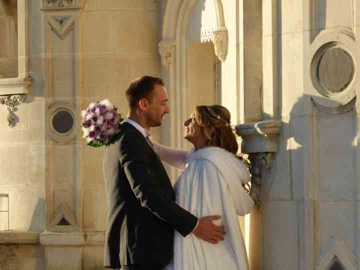 Le mariage de Aurélia et Frédéric