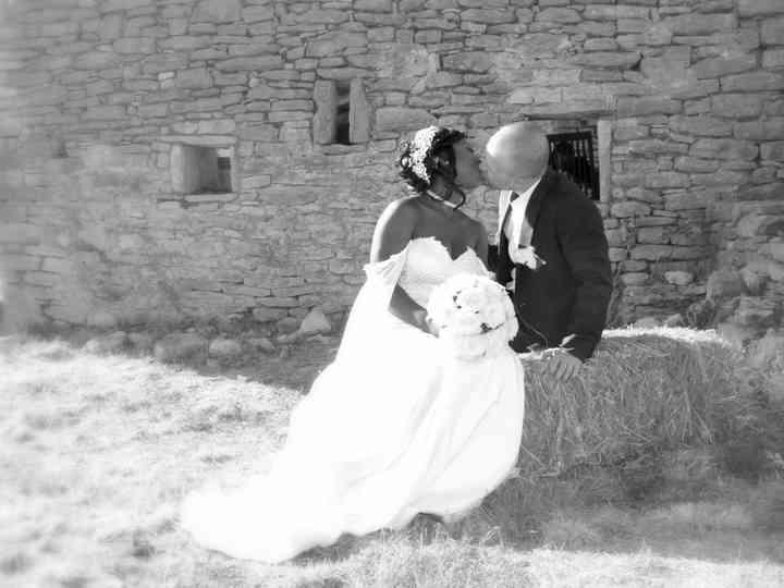 Le mariage de Kime et Werner