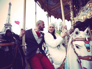 Le mariage de Béatrice et Bruno
