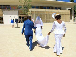 Le mariage de Kime et Werner 3