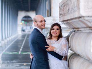 Le mariage de Amanda et Julien
