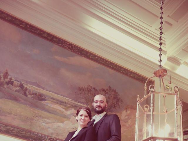 Le mariage de Bruno et Béatrice à Paris, Paris 7
