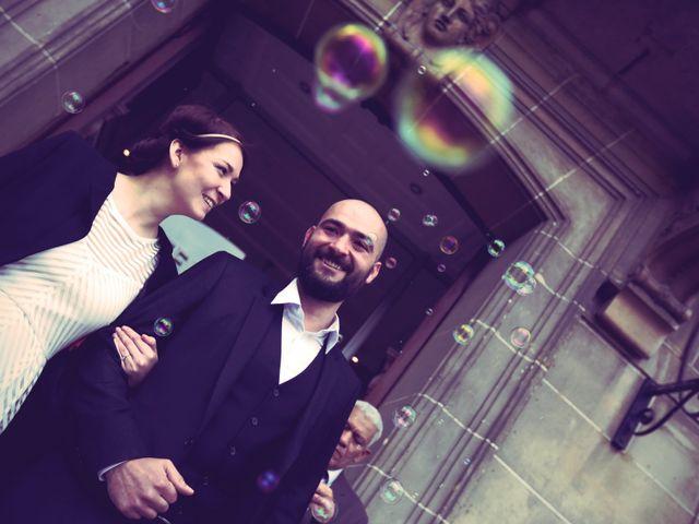 Le mariage de Bruno et Béatrice à Paris, Paris 8