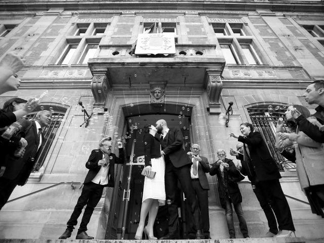 Le mariage de Bruno et Béatrice à Paris, Paris 11