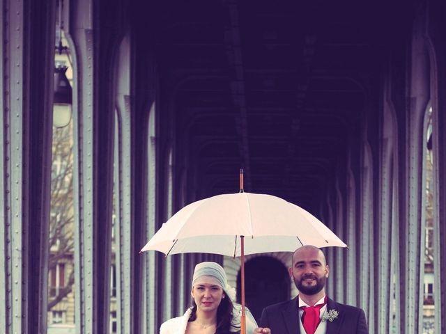 Le mariage de Bruno et Béatrice à Paris, Paris 43
