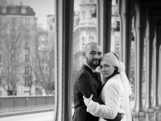 Le mariage de Bruno et Béatrice à Paris, Paris 44