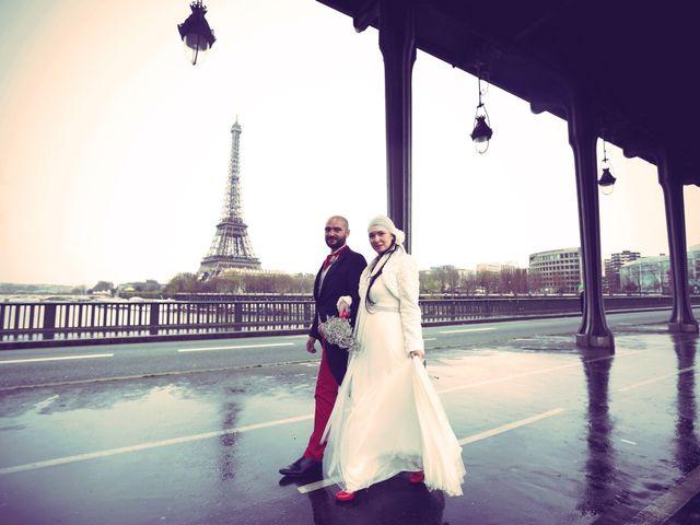 Le mariage de Bruno et Béatrice à Paris, Paris 45