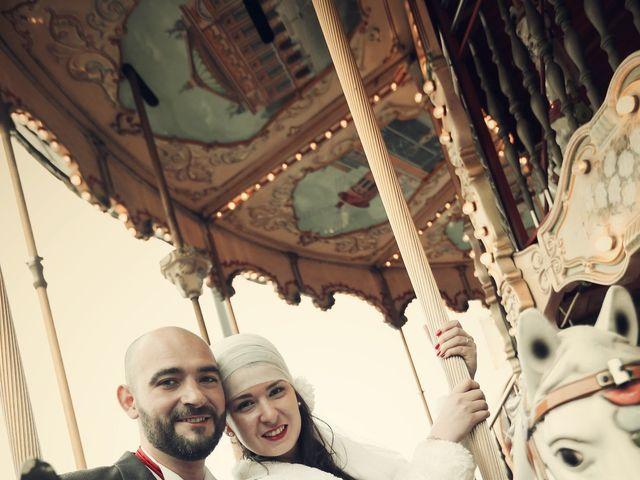 Le mariage de Bruno et Béatrice à Paris, Paris 55