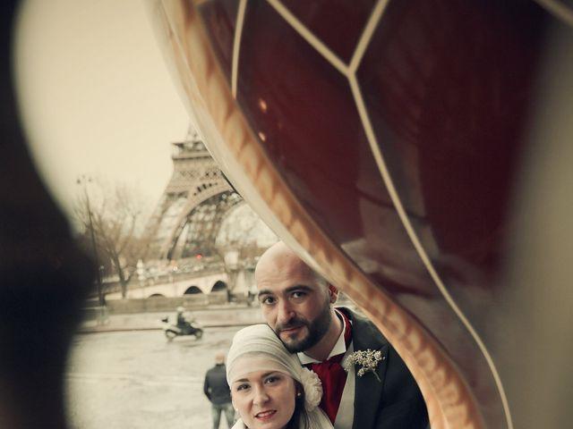 Le mariage de Bruno et Béatrice à Paris, Paris 57