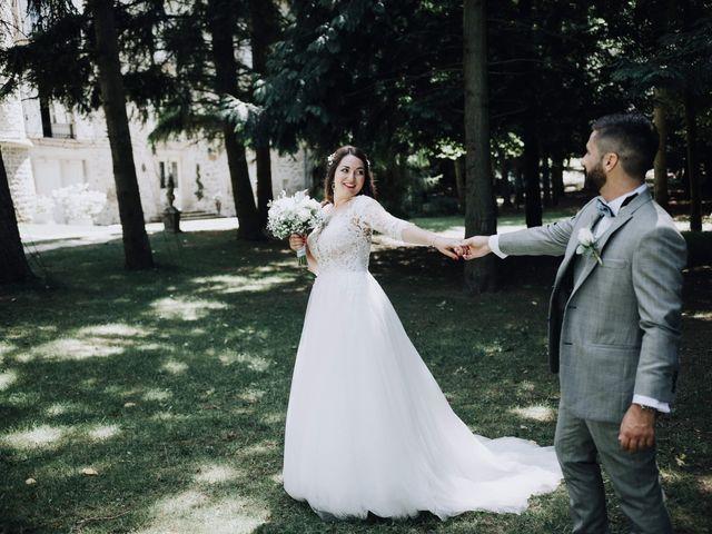 Le mariage de Manon  et Arnaud